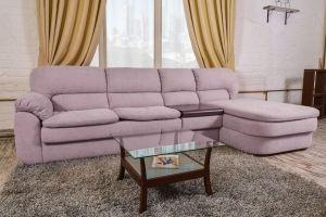 Диван Поло Lux с оттоманкой - Мебельная фабрика «Формула дивана»