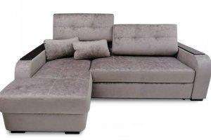 Диван Pompei c оттоманкой - Мебельная фабрика «Malitta»