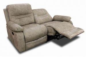 Диван Портленд 2-местный с 2 реклайнерами - Мебельная фабрика «Bo-Box»