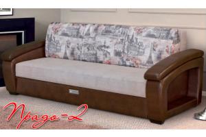 Диван Прадо-2 прямой - Мебельная фабрика «Элегантный Стиль»