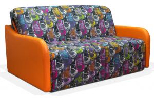 Диван прямой Аккордеон -1 - Мебельная фабрика «Мечта»