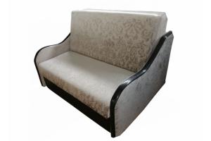 Диван прямой Аккордеон с узкими подлокотниками - Мебельная фабрика «Magnat»