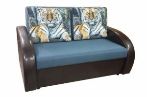 Диван прямой Альфа 120 - Мебельная фабрика «Фабрика диванов»