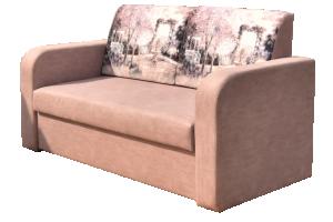 Диван прямой Аркадия 2 Серджио - Мебельная фабрика «Дока Мебель»