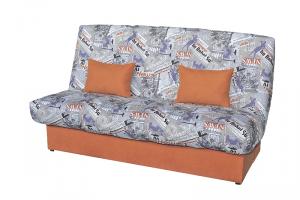 Диван прямой Баккара - Мебельная фабрика «Риваль»
