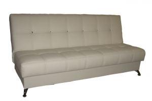 Диван прямой Бако стразы - Мебельная фабрика «Европейский стиль»