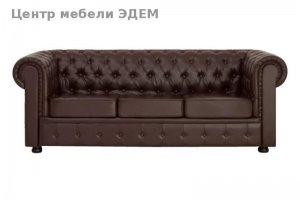 Диван прямой Барон - Мебельная фабрика «Эдем»