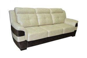 диван прямой Бавария-4 - Мебельная фабрика «Радуга»