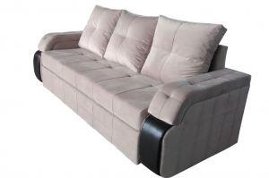 Диван прямой белый - Мебельная фабрика «Элегант»