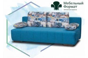 Диван прямой Бостон 2 БД - Мебельная фабрика «Мебельный Формат»