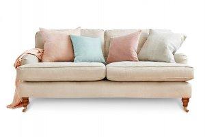 Диван прямой Бристоль - Мебельная фабрика «Фиеста-мебель»