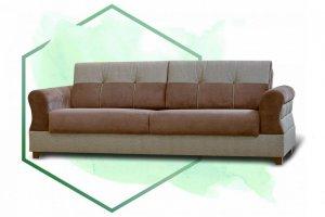 Диван прямой Бруклин 2 БД - Мебельная фабрика «Мебельный Формат»