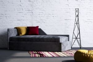 Диван прямой Constructor 2 - Мебельная фабрика «Клюква»