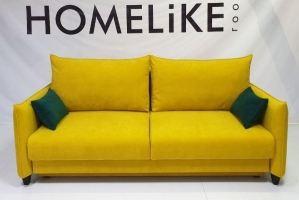 Диван прямой Дива с узкими подлокотниками - Мебельная фабрика «HOMELiKE»