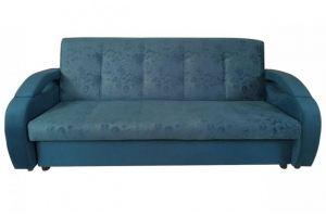 Диван прямой Дивея 1 синий - Мебельная фабрика «Дивея»