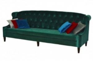 Диван прямой для отдыха 3 - Мебельная фабрика «Росмебель»