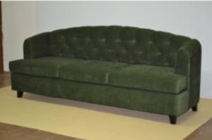 Диван прямой для отдыха 4 - Мебельная фабрика «Росмебель»