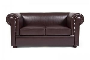 Диван прямой двухместный - Мебельная фабрика «Софа»