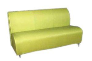 Диван прямой эргономичный Ника - Мебельная фабрика «Атриум-мебель»
