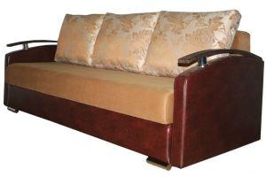 Диван прямой еврокнижка Персей - Мебельная фабрика «Фокстрот мебель»