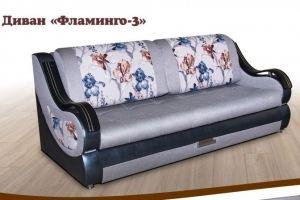 Диван прямой Фламинго 3 - Мебельная фабрика «Формула уюта»