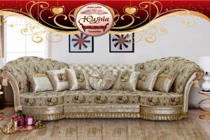 Диван прямой Грация - Мебельная фабрика «ЮлЯна»