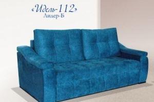 Диван прямой Идель 112 - Мебельная фабрика «Идель»