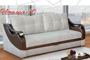 Диван прямой Италия 10 - Мебельная фабрика «Атрик»