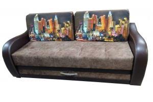 Диван прямой Калифорния - Мебельная фабрика «Наида»