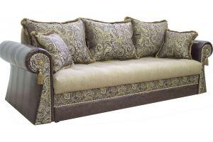 Диван прямой Каприз тик-так - Мебельная фабрика «Версаль»