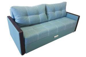 Диван прямой Карина 7 - Мебельная фабрика «Мечта»