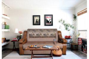 Диван прямой Казак 2 - Мебельная фабрика «Дон-Мебель»
