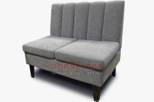 Диван прямой Кларк 2 - Мебельная фабрика «Алрус-Арт»
