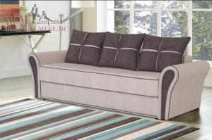 Диван прямой классический Элегия 1 БД - Мебельная фабрика «АСМ Элегант»