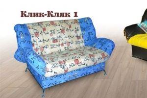 Диван прямой Клик-Кляк - Мебельная фабрика «Формула уюта»