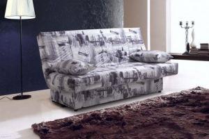 Диван прямой Книжка-финка - Мебельная фабрика «Эталон»