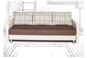 Диван прямой Комфорт 2 - Мебельная фабрика «Визит»