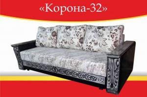 Диван прямой Корона-32 - Мебельная фабрика «Корона»