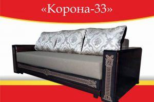 Диван прямой Корона-33 - Мебельная фабрика «Корона»