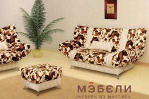 Диван прямой Лагуна 3 - Мебельная фабрика «МЭБЕЛИ»