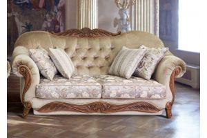 Диван прямой Лель 26 - Мебельная фабрика «Мебель мастер»