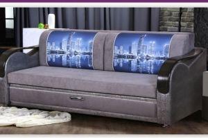 Диван прямой Лидер-Гамма - Мебельная фабрика «Van»