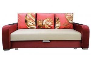 Диван прямой Лонгория 4 - Мебельная фабрика «Престиж мебель»