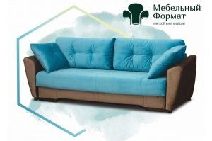 Диван прямой Мальта 1 БД - Мебельная фабрика «Мебельный Формат»