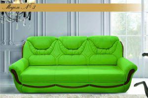Диван прямой Модель 3 - Мебельная фабрика «Салеж»