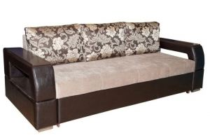 Диван прямой Неаполь четырехместный - Мебельная фабрика «FAVORIT COMPANY»