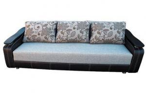 Диван прямой Ника 3 - Мебельная фабрика «Кармен»