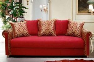 Диван прямой Ника 4 - Мебельная фабрика «Soft City»