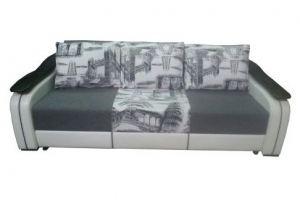 Диван прямой Ника 6 - Мебельная фабрика «Кармен»