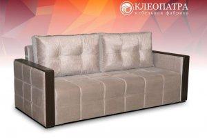 Диван прямой Ника 8 - Мебельная фабрика «Клеопатра»